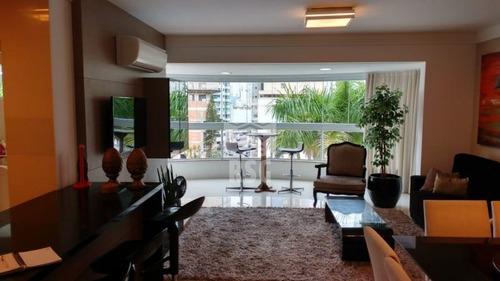 Imagem 1 de 30 de Apartamento Mobiliado E Decorado Ed Bellas Artes,  3 Suítes , Sacada Com Churrasqueira , 2 Vagas Em Pioneiros, Balneário Camboriú - 446
