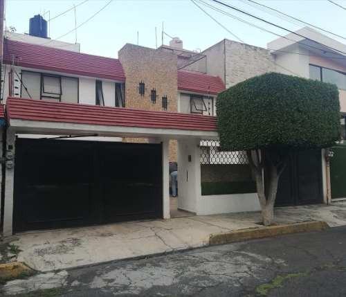 (s)casa Con 4 Recamaras En Bosque Residencial Del Sur