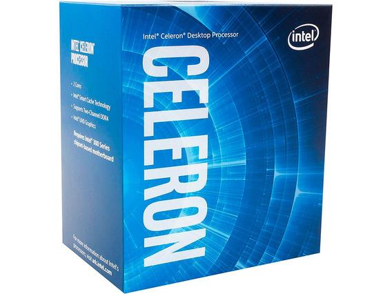 Processador Intel Celeron G4900 3.1ghz 2mb 1151 8 Geração