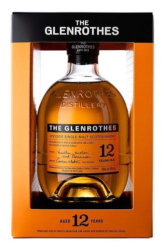 Whisky Single Malt The Glenrothes 12 Años 40% Origen Escocia