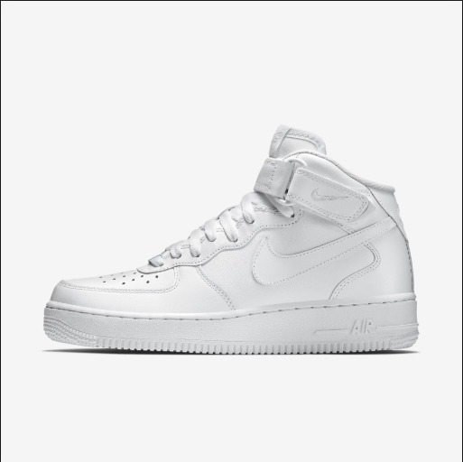 Tênis Original Nike Air Force Branco