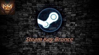 Steam Random Key Clave Aleatoria Bronce