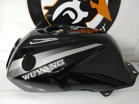 Tanque De Comb Triciclo Shineray Wuyang Cargo 200 + Brinde