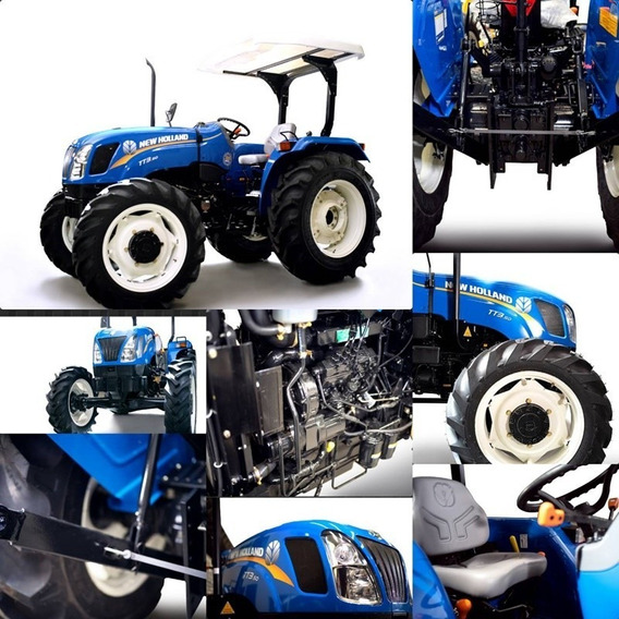 Tractor Tt3.50 New Holland - 0km
