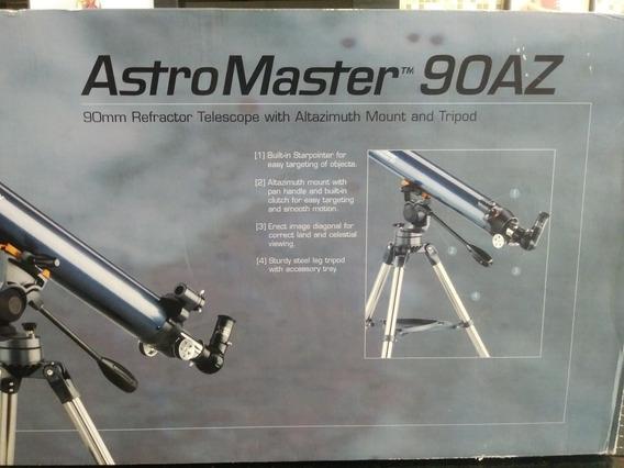 Telescópio Astromaster 90 Az