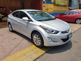 Hyundai Elantra 1.8 Gls Premium At 2016