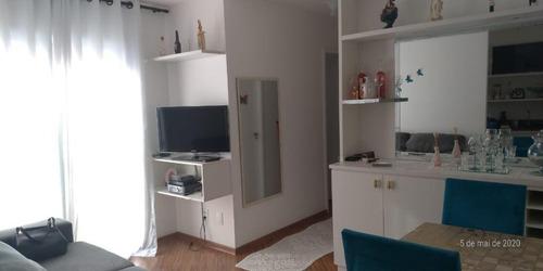 Apartamento 47 M² - Venda - 2 Dormitórios - Centro - Diadema/sp - Ap2048