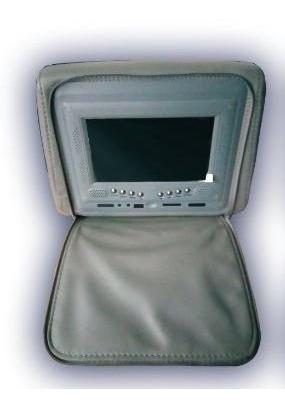 Imagen 1 de 1 de Cabecera Tipo Monitor Para Auto
