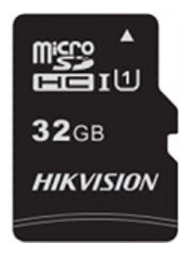 Cartão Memória Micro Sd Hikvision 32gb Class 10 Hs-tf-c1