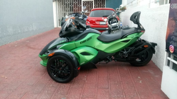 Can Am Spyder Rss 990 Año 2012