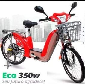 Bicicleta Elétrica Eco 350w