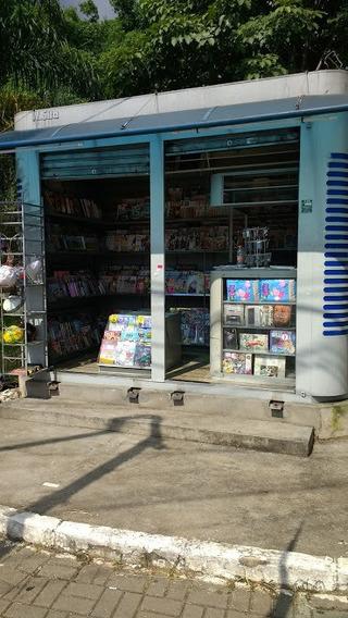 Banca De Jornal Na Zona Norte