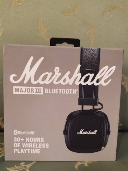 Auriculares Inalámbricos Bluetooth Marshall Major Iii