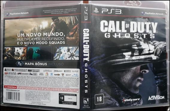 Coleção Call Of Duty Ps3 - 5 Jogos
