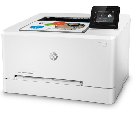 Impressora Hp Laserjet Pro M254dw 110w