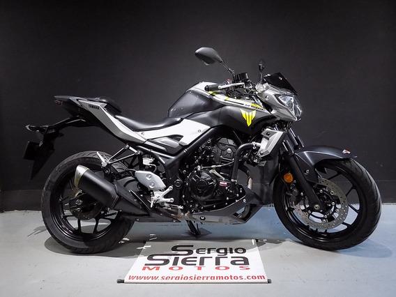 Yamaha Mt03 Gris 2018