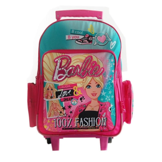 Mochila Barbie 18