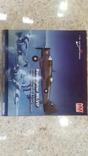 Avião Die Cast 1:72 Beaufighter Mk.vif -hobbymaster- Ha2304