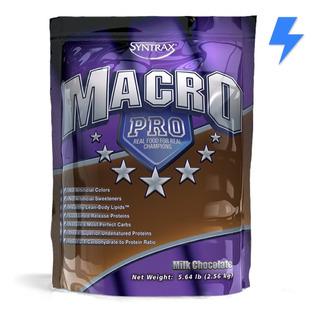 Whey Protein Gainer 2.5kg - Syntrax - Importado Premium