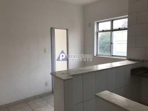 Apartamento À Venda, 1 Quarto, Centro - Rio De Janeiro/rj - 20362