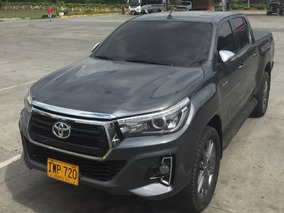 Toyota Hilux Diesel Modelo 2017 Automatica