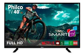 Smart Tv Philco Led 40 Ptv40e21dswn Bivolt