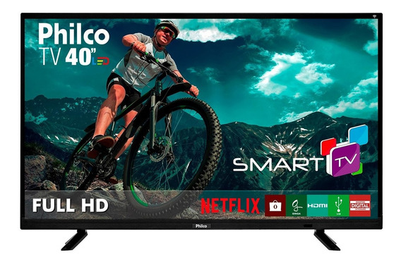 Smart Tv Philco Led 40 Ptv40e21dswn Bivolt