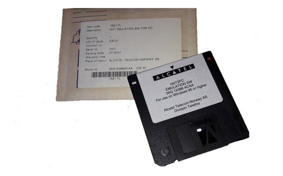 Alcatel 1521fl Hht Emulation Sw For Pc (diskete)