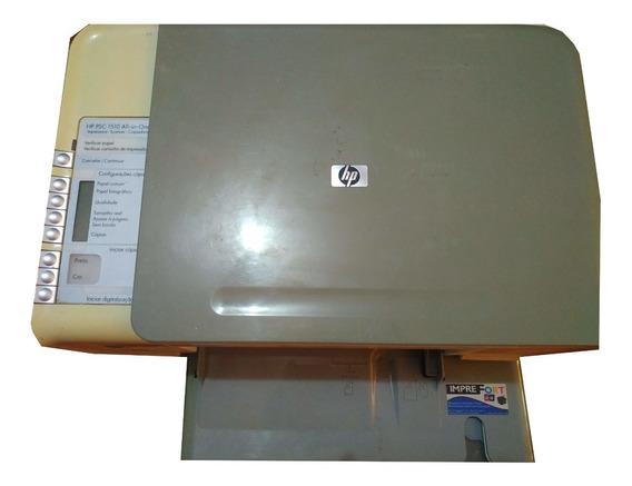 Impressora Hp Psc 1510 All- In- One Com Defeito.