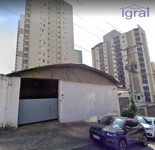 Imagem 1 de 15 de Galpão, 450 M² - Venda Por R$ 2.500.000,00 Ou Aluguel Por R$ 12.000,00/mês - Vila Da Saúde - São Paulo/sp - Ga0049