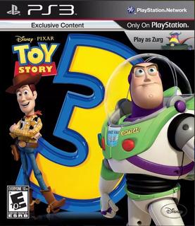 Toy Story 3 Ps3 Español