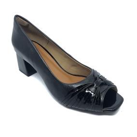 904c3e36da Peep Toe Tamanho 42 Feminino - Sapatos com o Melhores Preços no ...