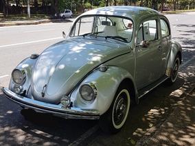 Volkswagen Fusca S. Prata 1.3