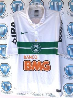 Coritiba 2012 Nike Authentic Numerada Mesma Camisa De Jogo G