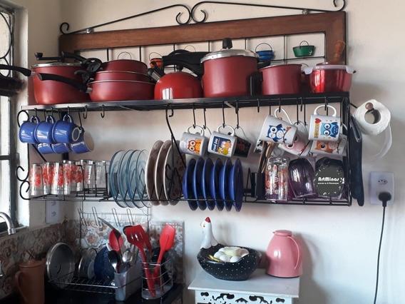 Armario Cozinha Prateleira Super Oferta Artesanato Decoração