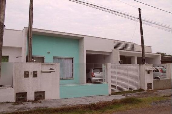 Casa Em Balneário Piçarras, Balneário Piçarras/sc De 61m² 2 Quartos À Venda Por R$ 220.000,00 - Ca379026