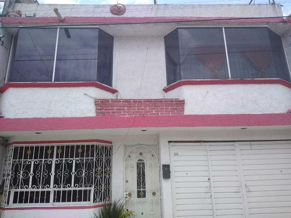 Amplia Casa Cerca Del Circuito Exterior Mexiquense