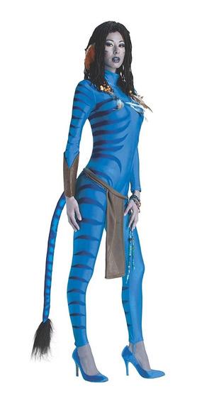 Disfraz Carnaval Avatar Neytiri Adulto Mujer Talla S