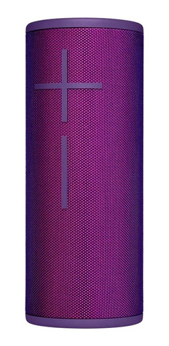 Parlante Logitech Ue Megaboom 3 Violeta Sonido 360° Xellers