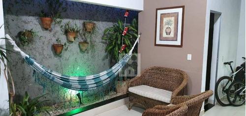 Imagem 1 de 18 de Casa Com 3 Dormitórios À Venda, 148 M² Por R$ 510.000,01 - Guaporé - Ribeirão Preto/sp - Ca0821