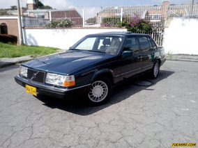 Volvo 960 Sd At 2900cc