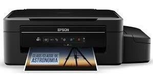 Impressora Epson L375 Com Tinta Sublimatica Sublimação Nova