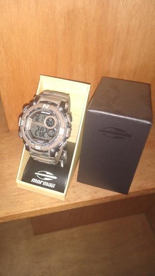 Relógio Mormaii Camuflado Mo12579a8v