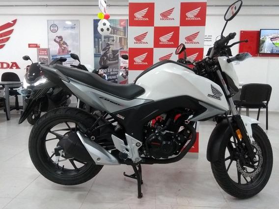 Honda Cb160f Std Llego Con Bono De $200.000!!!