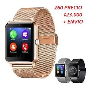 Smartwatch Reloj Inteligente Z60