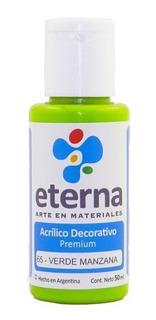 Acrílico Decorativo Eterna Por 50 Ml
