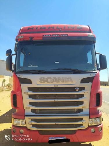 Imagem 1 de 12 de Scania Scania Highline 480