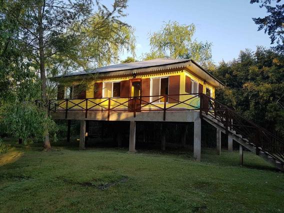 Casa De 3 Ambientes En Isla Del Delta , Tigre , 20 Minutos