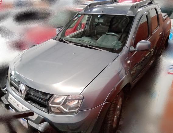 Renault Oroch 2.0 Outsider Plus Gnc 2016