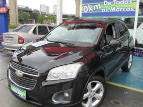Chevrolet Tracker 1.8 Ltz Aut. 5p 2015 Preto